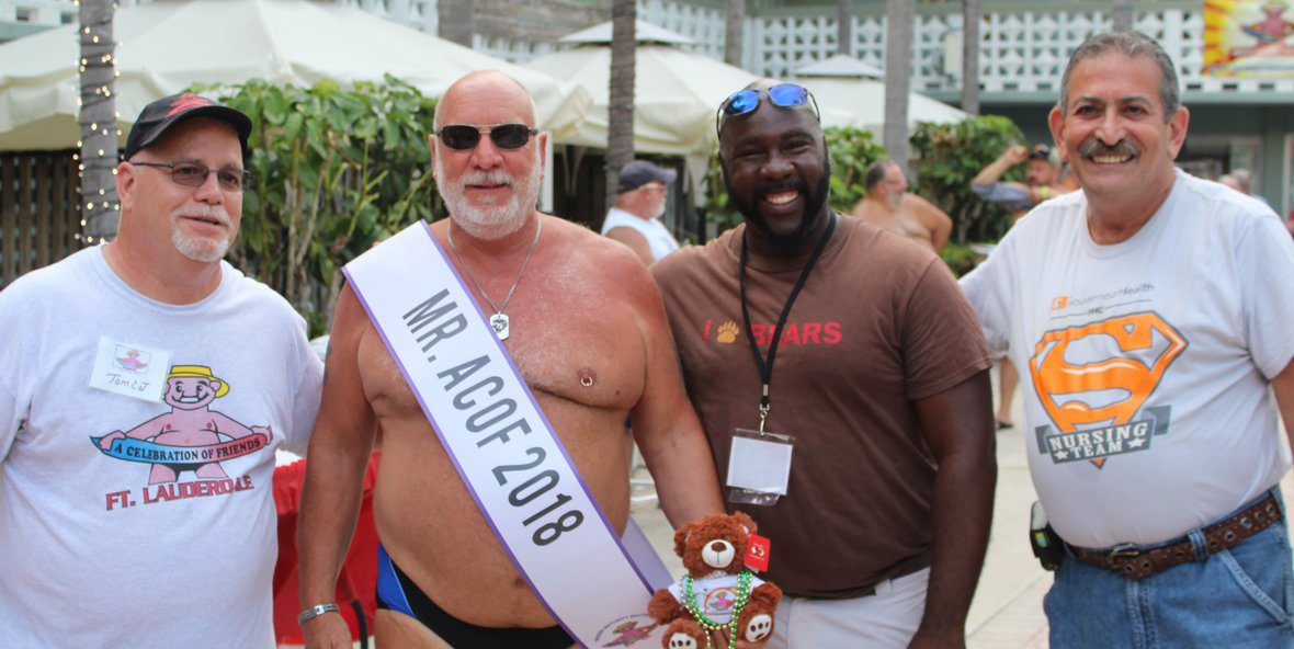 <i>Prizes will be awarded; accumulating up to Mr. ACOF 2019.</i>